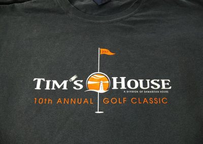 Tim's House Custom Golf Shirt